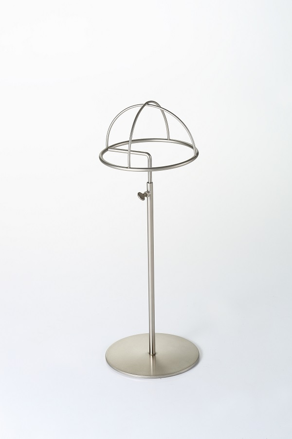 Hat Table Stand(White Nickel)